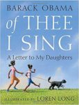 Off Thee I Sing A Letter to My Daughters by Barack Obama